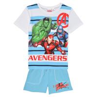 Odjeća Dječak  Dječji kompleti TEAM HEROES  AVENGERS SET Multicolour