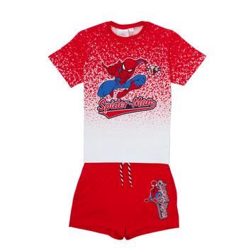 Odjeća Dječak  Dječji kompleti TEAM HEROES  SPIDERMAN SET Multicolour