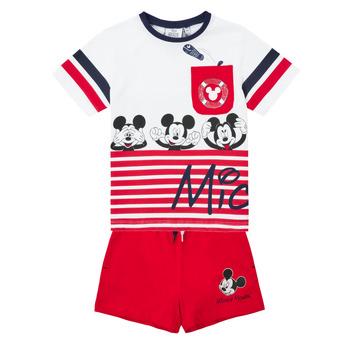 Odjeća Dječak  Dječji kompleti TEAM HEROES  MICKEY SET Multicolour
