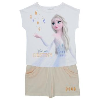 Odjeća Djevojčica Dječji kompleti TEAM HEROES  FROZEN SET Multicolour