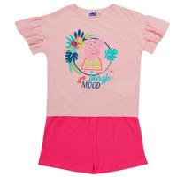 Odjeća Djevojčica Dječji kompleti TEAM HEROES  PEPPA PIG SET Multicolour