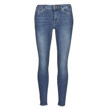 Odjeća Žene  Slim traperice Only ONLBLUSH Blue / Zagasita