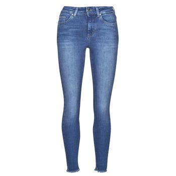 Odjeća Žene  Slim traperice Only ONLBLUSH Blue