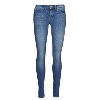 Odjeća Žene  Slim traperice Only ONLSHAPE Blue
