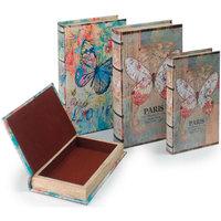 Dom Sanduci i kovčezi Signes Grimalt Papir Box Rujan 4 Jedinice Multicolor