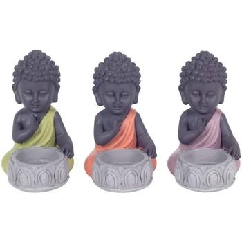 Dom Dekorativni predmeti  Signes Grimalt T -Svijetli dječji Buda SET 3U Multicolor