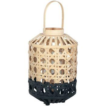 Dom Stolne lampe Signes Grimalt Mala svjetiljka od prirodnog bambusa Negro