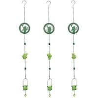Dom Prigodni ukrasi Signes Grimalt Privjesak Kaktus T-Lite 3U Verde