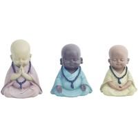 Dom Dekorativni predmeti  Signes Grimalt Buddha SET 3 jedinice Multicolor