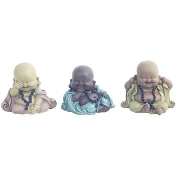 Dom Dekorativni predmeti  Signes Grimalt 3. Različiti Buda U Rujnu 3U Multicolor
