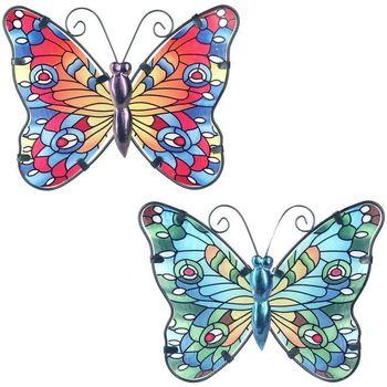 Dom Dekorativni predmeti  Signes Grimalt Leptir 2 Mali U Multicolor