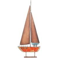 Dom Dekorativni predmeti  Signes Grimalt Jedrilica od recikliranog drveta Rojo
