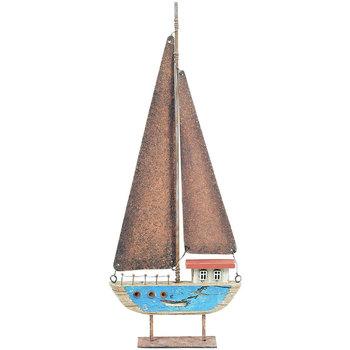 Dom Dekorativni predmeti  Signes Grimalt Jedrilica od recikliranog drveta Azul