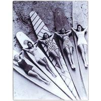 Dom Slike i platna Signes Grimalt Zidna ploča Gris
