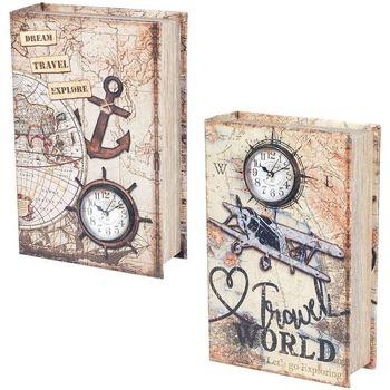 Dom Sanduci i kovčezi Signes Grimalt Knjiga 2 Različite 2U Kutija Multicolor