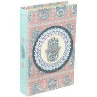 Dom Sanduci i kovčezi Signes Grimalt Fatima Ruke Knjigu Okvir Multicolor