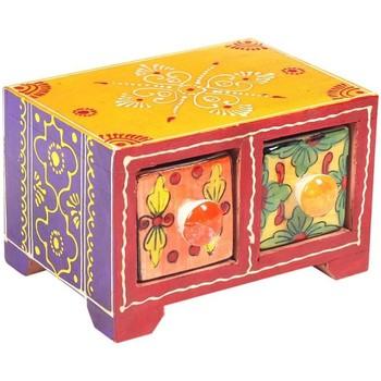 Dom Sanduci i kovčezi Signes Grimalt Stalak za začine 2 ladice Multicolor