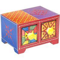 Dom Sanduci i kovčezi Signes Grimalt Especiero 2 Ladice Multicolor