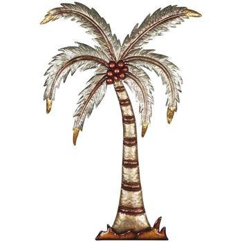 Dom Slike i platna Signes Grimalt Ornament zidova palmi Dorado