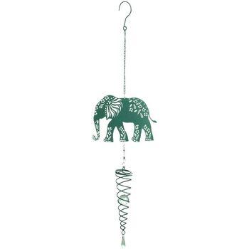 Dom Prigodni ukrasi Signes Grimalt Privjesak za slonove Verde
