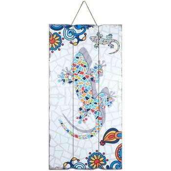 Dom Slike i platna Signes Grimalt Zidna ploča guštera Multicolor