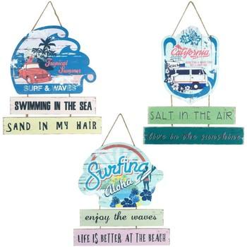 Dom Slike i platna Signes Grimalt Zidu Visi Surf 3 Dif. Multicolor
