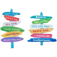 Dom Slike i platna Signes Grimalt Različite Magnetski 2 Multicolor