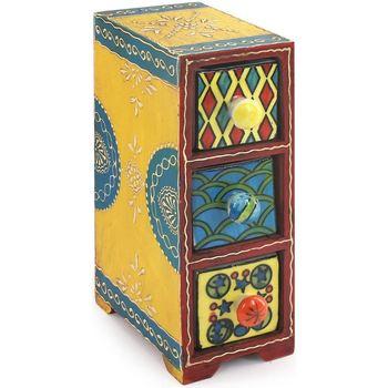Dom Sanduci i kovčezi Signes Grimalt Stalak za začine 3 ladice Multicolor