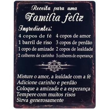 Dom Slike i platna Signes Grimalt Portugalske zidne ploče Negro