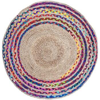 Dom Tepisi Signes Grimalt Pleteni tepih od jute Multicolor