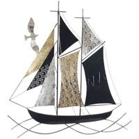 Dom Slike i platna Signes Grimalt Ornament zida čamca Multicolor