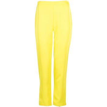 Odjeća Žene  Hlače Pinko  Žuta