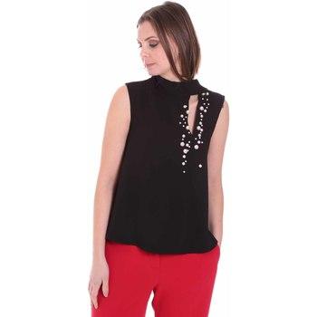 Odjeća Žene  Topovi i bluze Nenette 26BB-FERLY Crno