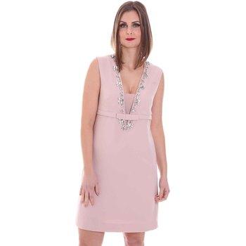 Odjeća Žene  Kratke haljine Nenette 26BB-AIRINA Ružičasta