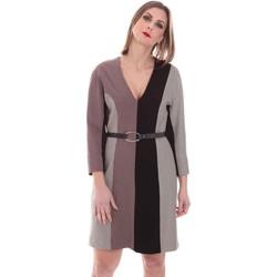 Odjeća Žene  Kratke haljine Nenette 26BB-ARAS Siva