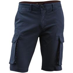 Odjeća Muškarci  Bermude i kratke hlače Lumberjack CM80747 005 602 Plava