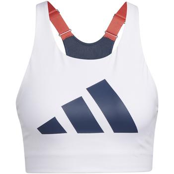 Odjeća Žene  Sportski grudnjaci adidas Originals GL0587 Bijela