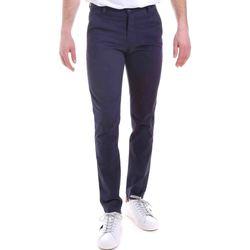 Odjeća Muškarci  Chino hlačei hlače mrkva kroja Lumberjack CM80647 003 602 Plava