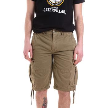 Odjeća Muškarci  Bermude i kratke hlače Caterpillar 35CC2820928 Zelena