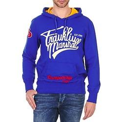 Odjeća Muškarci  Sportske majice Franklin & Marshall SUNBURY Blue