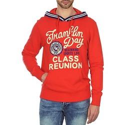 Odjeća Muškarci  Sportske majice Franklin & Marshall GOSFORD Red