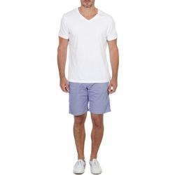 Odjeća Muškarci  Bermude i kratke hlače Franklin & Marshall GAWLER Blue / Bež