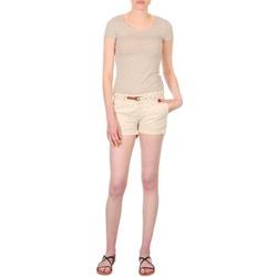 Odjeća Žene  Bermude i kratke hlače Franklin & Marshall MACQUARIE Bež