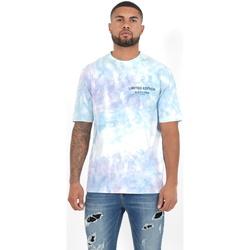 Odjeća Muškarci  Polo majice dugih rukava Sixth June T-shirt  Custom Tie Dye noir