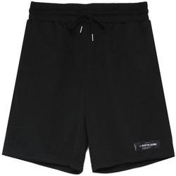 Odjeća Muškarci  Bermude i kratke hlače Sixth June Short  Mesh Logo noir