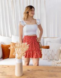 Odjeća Žene  Topovi i bluze Céleste CAPUCINE Bijela