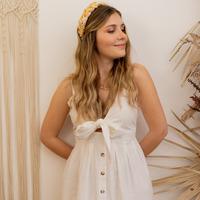 Odjeća Žene  Duge haljine Céleste CAMOMILLE Bijela