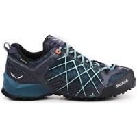 Obuća Žene  Derby cipele & Oksfordice Salewa Wildfire Gtx Crna