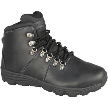 Obuća Muškarci  Radne cipele Skechers Format Edgin Crno