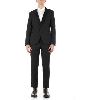 Odjeća Muškarci  Odijela Manuel Ritz 3030AR3129-210000 Nero